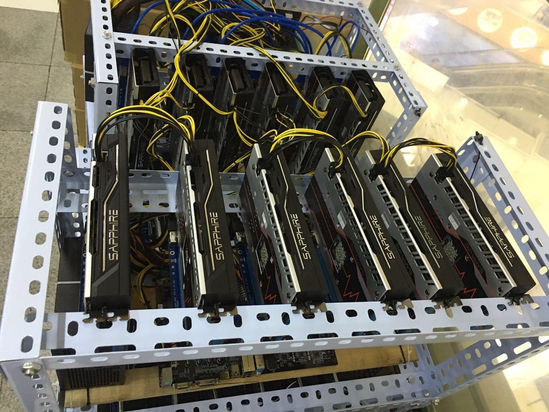 Mining rig ethereum P106-100 RX 580 RX 570 RX 470 RX 480, GTX 1060