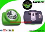 13000 Lux Safety Miners Cordless Cap Lamp Oled Screen SOS With USB / Cradle?Charger?