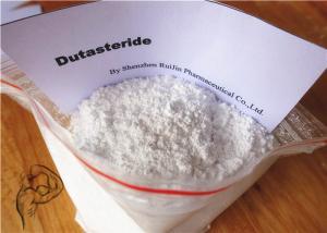 China Pharmaceutical Dutasteride Avodart Hair Growing Powder CAS 164656-23-9 on sale