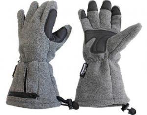 China Heated Fleece Gloves-R-1655 on sale