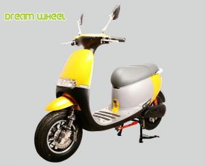 China Fashion Design Two Wheeler E Bike Scooter Gogo 600w 48v 20ah Removable Battery on sale