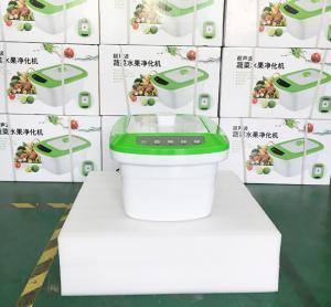 China Smart Clean Household Ultrasonic Cleaner , 110V  Or 220V Easy Home Ultrasonic Cleaner on sale