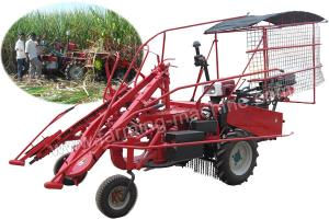 China Sugarcane Harvester on sale