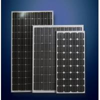solar panel in solar power system solution transform sunlight to electric power 80w-280w