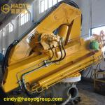 Telescopic Knuckle Boom Types of Vessel Crane Offshore Marine Ship Deck Crane