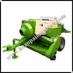prensa quadrada do feno/prensa do quadrado/prensa quadrada da palha para a exploração agrícola do fabricante de China