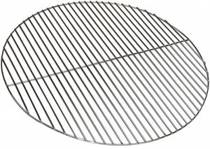 China Round Shaped Stainless Barbecue Grill Mesh Mat For Outdoors Activity on sale