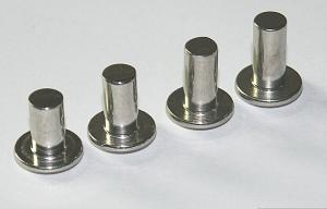 China High Precision durable Stainless Steel Solid Rivets for Cookware on sale