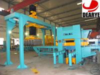 China DEYI Hot Product-Multifunctional Hydraulic Brick Making Machine on sale