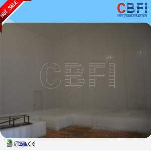 China Customize Size cold Room Freezer , Cold Room Storage Full Automatic Control System on sale