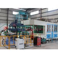 Sustainable Tableware Sugarcane Automated Pulp Molding Machine