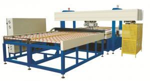 China Máquina de emenda de vidro horizontal automática do CNC, máquina de emenda de vidro horizontal automática on sale