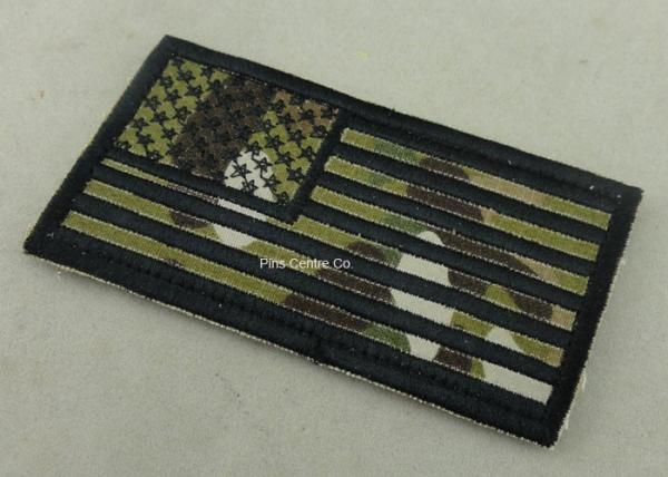 US Army Patches , Custom Embroidery Patches For Club And