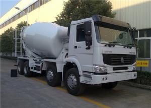 China Sinotruk HOWO Concrete Mixer Truck 290hp 336hp 371hp 12 Wheeler 14M3 cement mixer truck on sale