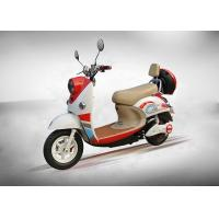 60V 800W Battery Operated Scooter , Battery Electric Motor Scooters For Adults
