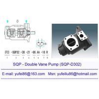 SQP vane pump,SQP series double vane pump,Tokimec vane pump,Hydraulic pumps,Hydraulic parts,supplier