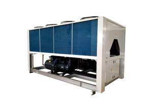 China Scroll Modular Air Cooled Chiller Heat Pump , Water Chiller Air Conditioner on sale