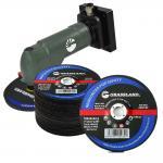 Resin Bond Metal 180 X 6 X 22.23mm Abrasive Grinding Wheel