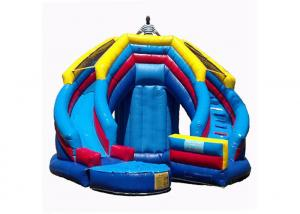 China Versatile Kids Inflatable Jumping Castle , Inflatable Toy Castle Combo Bounce House on sale