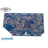 Aluminum Metal Core Pcb Fabrication / Seal Machinery Pcb Control Board