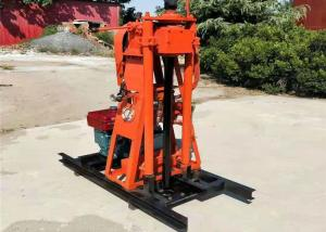 China Portable Small Geological 50m Exploration Drilling Rig on sale