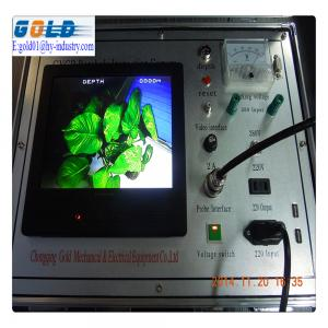 China Hot Type Underwater Camera  Well camera Geological  Instrument on sale
