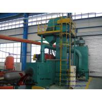 SXGP370-2 LPG Cylinder/Gas Cylinder/Steel Cylinder/Steel Bottle Shot Blasting Machine