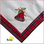 Scottish Lattice of Christmas Tablecloth in 2017