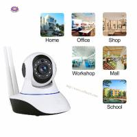 China Best Quality Cheap HD1080P PTZ WIFI Camera Outdoor Auto Tracking Speed Dome WiFi Wireless CCTV Camera Made In China on sale