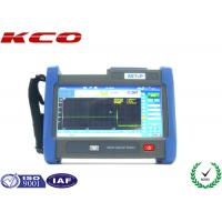 Optical Time Domain Reflectometer OTDR Fiber Tester , Fiber Optic OTDR Test Equipment