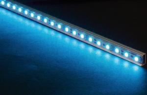 China Warm White SMD 3528 LED Strip Light 162LM Per Foot 10 Mm PCB Width CE Listed on sale