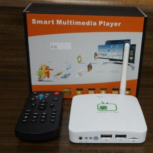 China Android TV BOX with A20 1GB 4GB,Dual-core,Camera 2.0M on sale