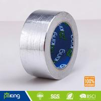 China 48mm Heat Resistant Self Adhesive Aluminium Tape for Installation and Construction on sale