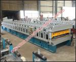 波形を付けられる二重層および機械を作る台形箱の形の屋根ふきシート