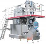 6000Pcs Per Aseptic Carton Beverage Filling Line For Beverage Brick Packaging 125-330ml