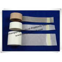 Microporous Surgical Paper Tape  Non - woven Hypoallergenic Breathable