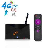 South Africa America 4G LTE Android tv box with 3G 4G sim card RK3229 Rockchip 1GB Ram 8GB Rom smart tv box G40