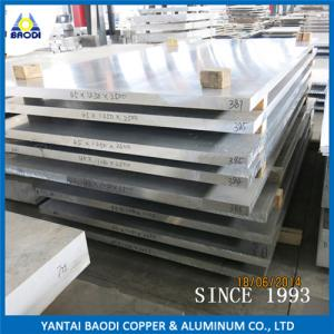 China Made in China 6061 T6 Aluminium Plate on sale