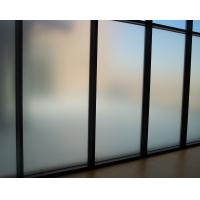 China 3mm - 12mm Interior Doors Frosted Glass Acid Etched , Frosted Glass Sheets on sale