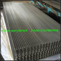 China Stainless steel expanded Metal Mesh Home Depot/stainless steel expanded metal on sale