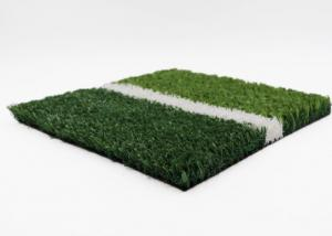 China Anti - Friction Long Duration Outdoor Artificial Grass for Futsal Soccer Sports  Wear And Tear Resistant on sale