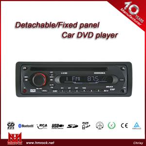 China Car DVD player with USB/SD card slot & AUX input,single din,DVD/CD/CD-R/CD-RW/MP3 player(Model:V-6250D) wholesale