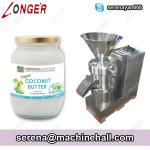 China Stainless Steel Coconut Grinding Machine|Coconut Butter Making Machine wholesale