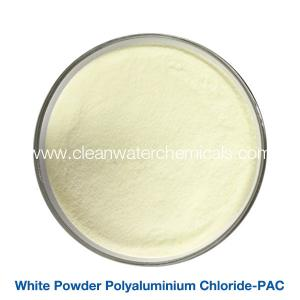 China White Polyaluminum Chloride  for Drinking Water Treatment on sale