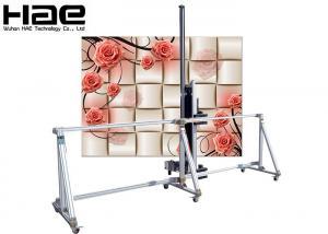 China DIY Mural Printing Machine , Vertical Direct To Wall Mural Printer Machine on sale