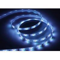 China hot smart bright 5050 RGB bedroom music strips light kit non waterproof Bluetooth rgb led strip on sale