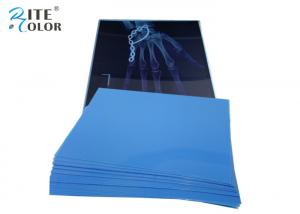 China 10 * 12 Inch PET Medical Imaging Film Dry X Ray Film For Inkjet Printers on sale