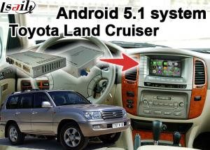 China Car Android navigation box for Toyota Lexus Fujitsu unit. Google map waze youtube rear view etc on sale
