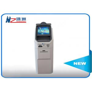China 42 Inch Touch Screen Interactive Self Service Terminal Kiosk With Thermal Printer on sale