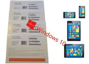 China Windows 10 Home OEM Pack English Online Activation Forever legal Using on sale